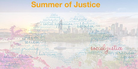 QUT C4J Presents: 'Summer of Justice' tickets