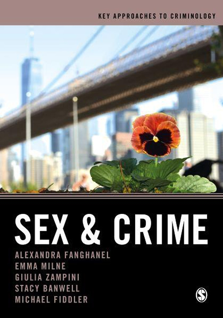 Criminology Between the Sheets: A Sex and Crime Book Tour image