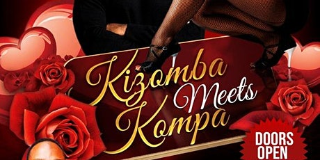 KIZOMBA MEETS KONPA tickets