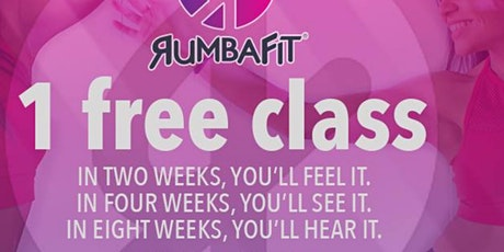Zumba with RumbaFit @ Blue Gum - Free tickets