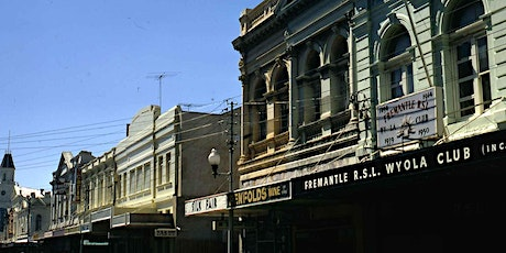 Fremantle's historic buildings tickets