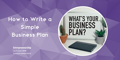 Making your own Business Plan tickets