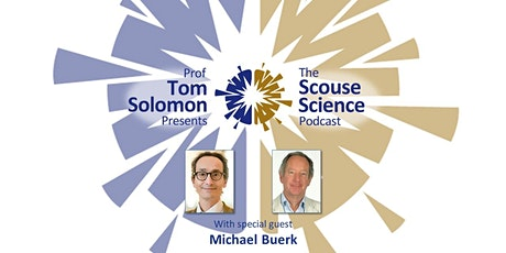 Scouse Science Podcast with Professor Tom Solomon tickets