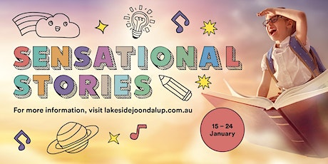 Sensational Stories - Autism Association of Western Australia tickets