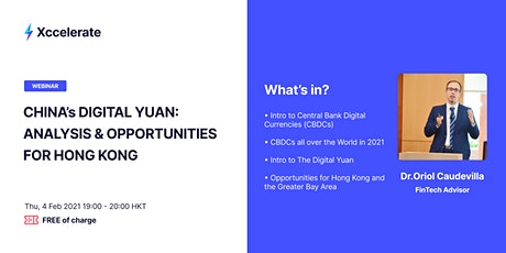 China´s Digital Yuan: Analysis and Opportunities for Hong Kong Tickets