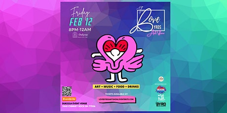 Love Byrds Art Show tickets