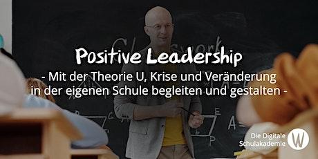 """""""Positive Leadership"""" für Schulleitungen Tickets"""