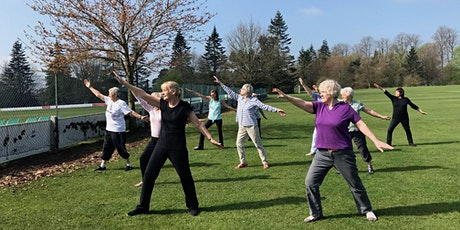 Tai Chi for Beginners with Tina tickets