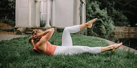 Pilates Beginners 4-week course tickets