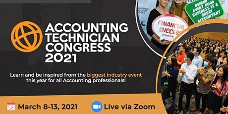 Accounting Technician Congress 2021 tickets
