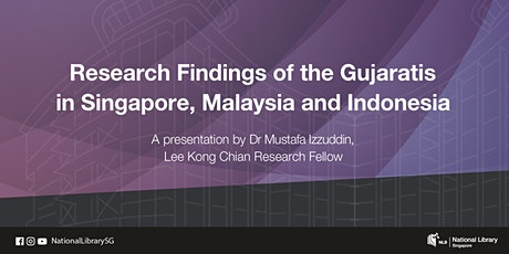 Lee Kong Chian Research Fellowship Sharing tickets
