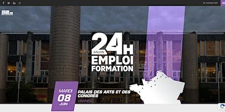 24 Heures pour l'Emploi et la Formation - Vannes 2021 billets