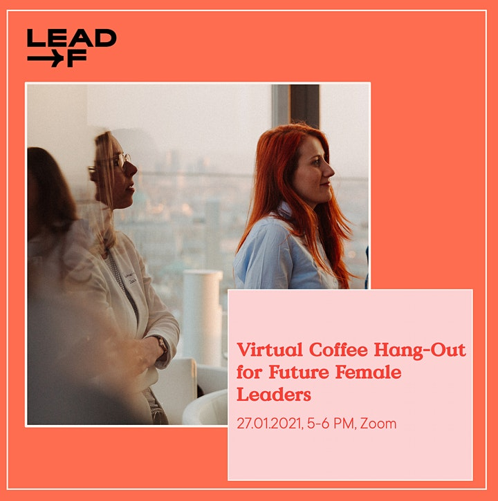 Virtual Coffee Hang-Out for Future Female Leaders image
