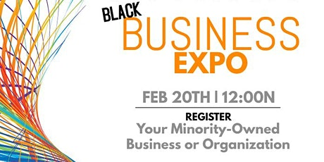 Virtual Black-Owned Business Expo tickets