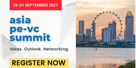 Asia PE-VC Summit 2021 tickets