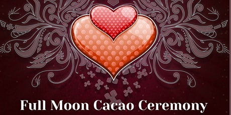 Full Moon Cacao Ceremony tickets
