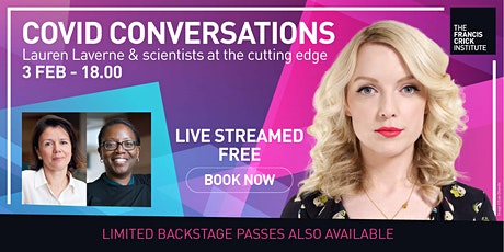 Covid Conversations - Going viral with Lauren Laverne tickets