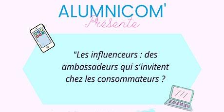 Webinar Alumni Com' - Université Sorbonne Paris Nord billets