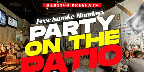 Free Hookah on Mondays at Bar 2200 | $5 Martinis | Happy Hour | Turkey Legs tickets