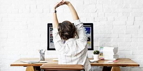 Desk Yoga + Meditation with Aoife Walsh tickets