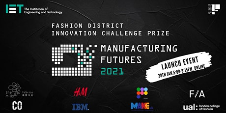 Manufacturing Futures 2021 tickets