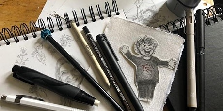Sketch-a-long with Illustrator Carol Baines tickets