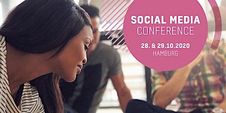 SMC - Social Media Conference 2021 Tickets
