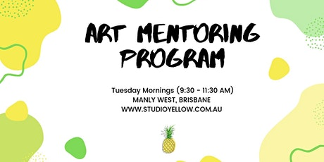 UNIQUE Art Mentoring Program (Tuesdays AM) tickets