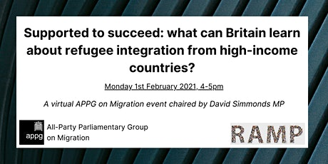 What can Britain learn about refugee integration from high-income countries tickets