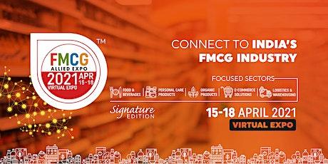 FMCG Allied Expo 2021 tickets