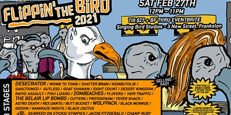 FLIPPIN' THE BIRD 2021 tickets