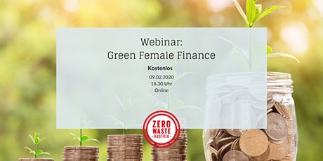 Green Female Finance Tickets