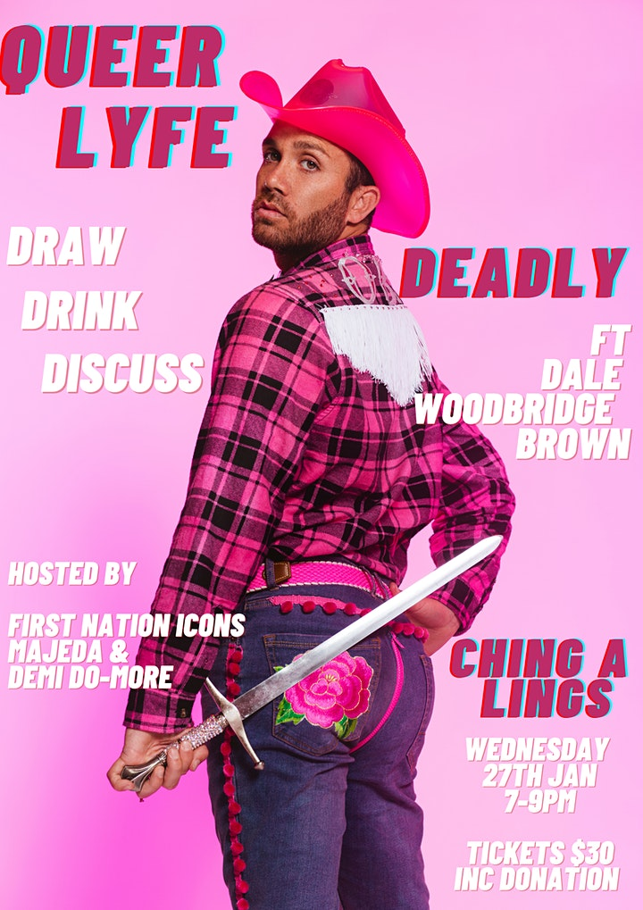 Queer Lyfe - DEADLY image