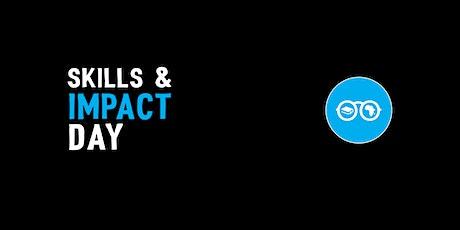 Ep 1 - Skills & Impact Day with Catherine Inglehearn & Elias Mpanilehi tickets