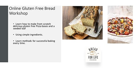 Online Gluten Free Workshop tickets