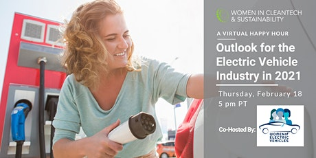 Women in Cleantech: Outlook for the Electric Vehicle Industry in 2021 tickets