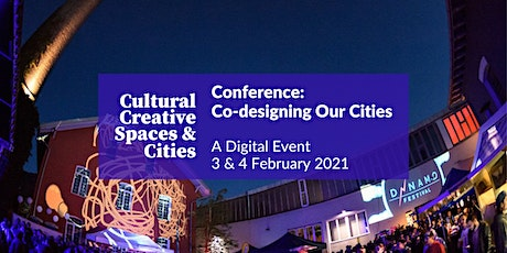 Co-designing Our Cities Conference tickets
