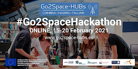 #Go2SpaceHackathon tickets