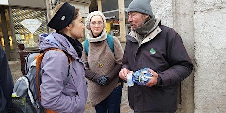 Maraudes auprès des sans-abris à Rouen billets