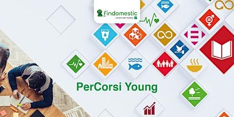 Lezioni Speciali PerCorsi Young LIVE! Educazione finanziaria biglietti
