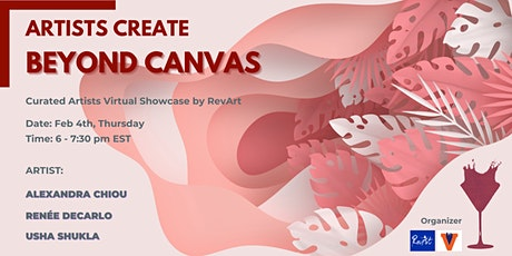 Artists Create Beyond Canvas tickets