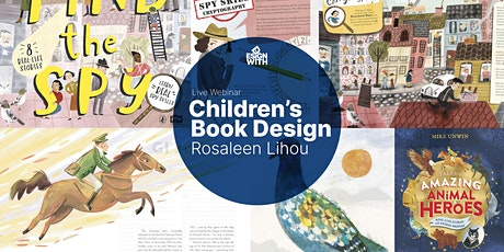 Design Children's Book with Senior Designer Rosaleen Lihou tickets