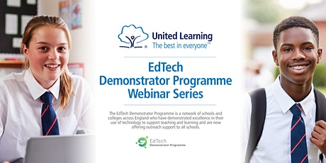 Using technology to embed Rosenshine Principles for Secondary Schools. tickets