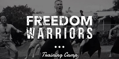 Freedom Warrior Training Camp for Men tickets