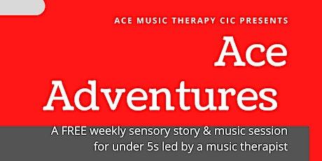 Ace Adventures tickets
