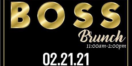 BO$$ BRUNCH tickets