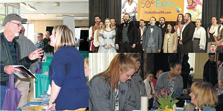 50plus Expo - York 2021 tickets