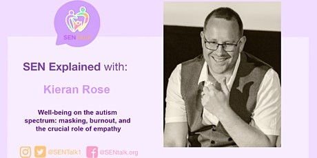 SEN Explained: autistic masking, burnout and the crucial role of empathy tickets