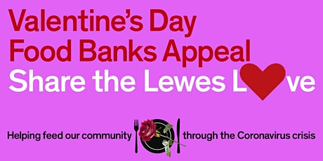 Valentine's Day Food Banks Appeal tickets