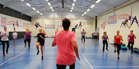 Body Conditioning with Sally Berry tickets